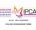 "IPCA – ""Knowledge Sharing Seminar"", 2016"