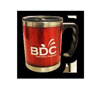 BDC Coffee Mug (Red)